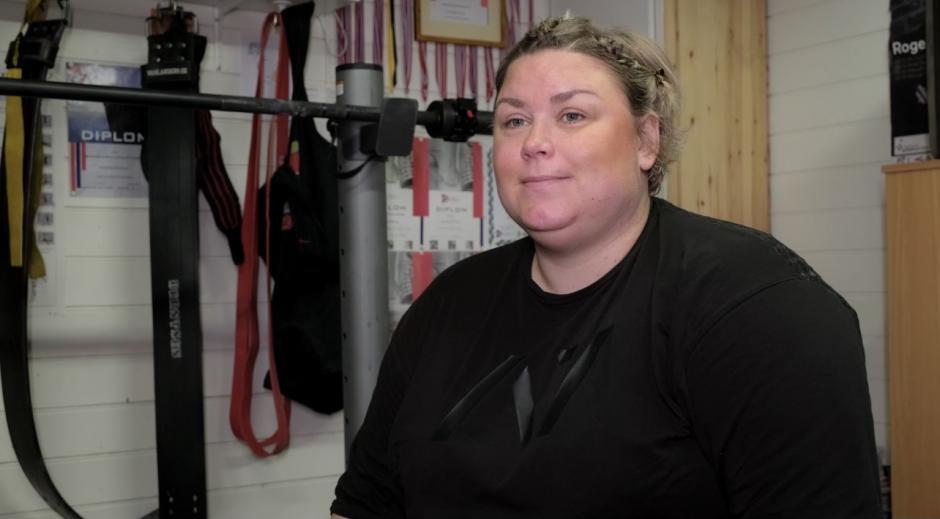 Linn (39) har kvalifisert seg til NM i styrkeløft: – Jeg vil ikke si at jeg er et talent