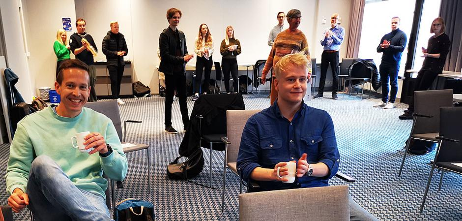 Mentorordning ved journalistutdanningen: - Eneste i Norge
